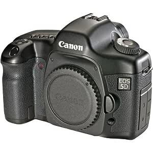 Canon EOS 5D - Cámara Réflex Digital 12.8 MP (Cuerpo ...