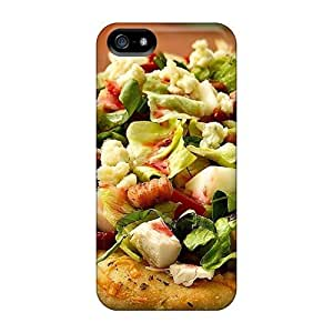 Top Quality Cases Covers For Iphone 5/5s Cases With Nice Ymmy Breakfast Appearance by icecream design
