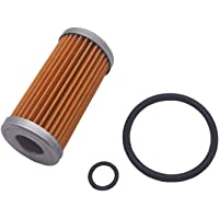 Fuel Filter with O-Ring 87300039 Replacement for New Holland1 1300 1310 1500 T1520 T2210 T2220 TC18 Case IH D25 D29 D33 DX18E