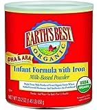 Earth's Best Infant Form Organic Dha & Ara (4x25.75 Oz) ( Multi-Pack)