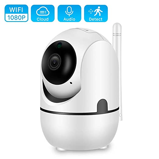 HD 1080P Cloud IP Camera 2Mp Vigilancia De Seguridad para El ...