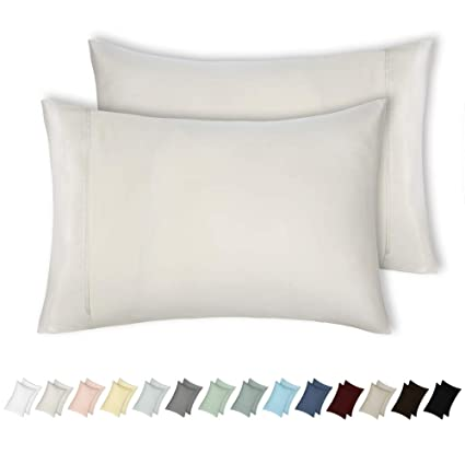 3541a2662d2 Amazon.com  400 Thread Count 100% Cotton Pillow Cases