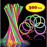 Best Glow Sticks - 150 Ultra Bright Glow Sticks - Total 300 Review