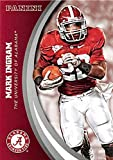 Mark Ingram football card (Alabama Crimson Tide) 2015 Panini Team Collection #52