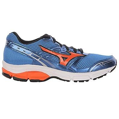 379a624cab33e Mizuno - Zapatillas de running para hombre Royal Orange Talla 44  Amazon.es   Deportes y aire libre