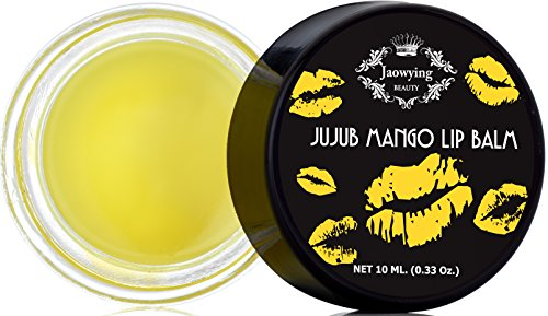 Lightening Treatment (Mango Lightening Lip Treatment - Rich Shea Butter Lip Balm, Goes on Clear, Softens, Hydrates, Nourishes & Lightens Dark Lips - Net 0.33 Oz (10 g.))