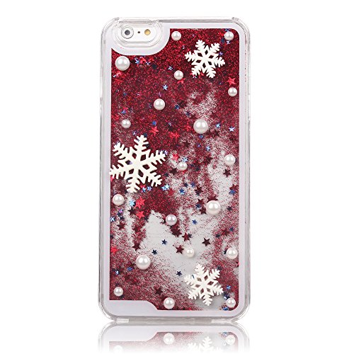 amazoncom iphone 66s case mini factory cute glitter designer phone case unique liquid style protective dual layer cover case for iphone 6s2015