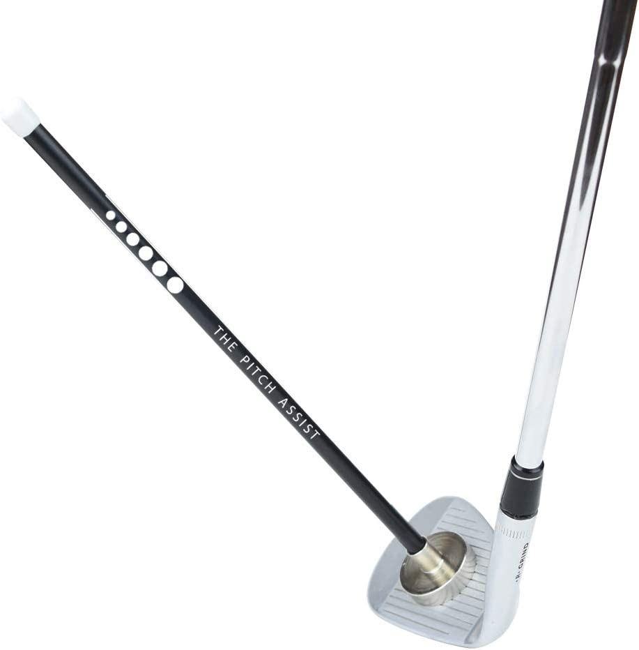 Golf Alignment Rods: Magnetic Club Alignment Stick Demonstrates Correct Golf Swing Aim, Magnet Lie Angle Tool Training Aids Visualize and Align Your Golf Shot