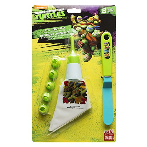 ninja turtles baking supplies - 7