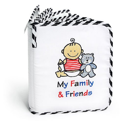 Personalized baby gifts amazon babys my first photo album of family friends negle Image collections