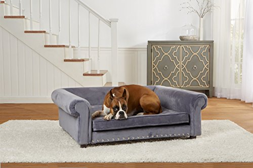 Enchanted Home Pet Ultra Plush Jackson Pet Sofa Review