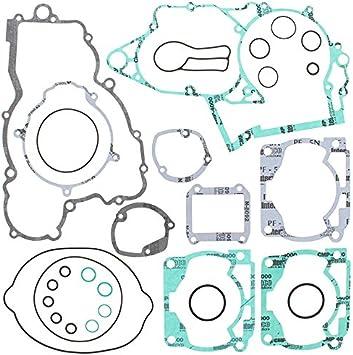 Winderosa 811326 Gasket Kit with Oil Seals