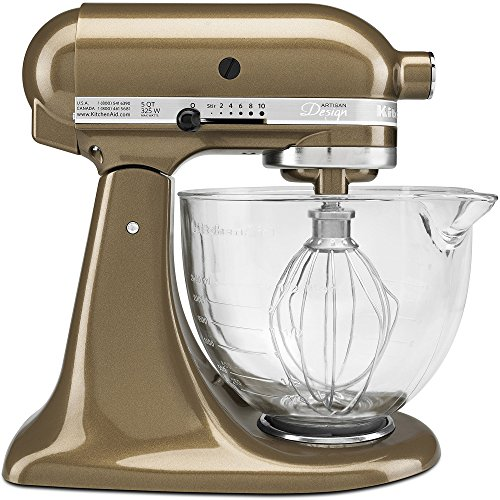 5 qt kitchen aid mixer bowl - 9