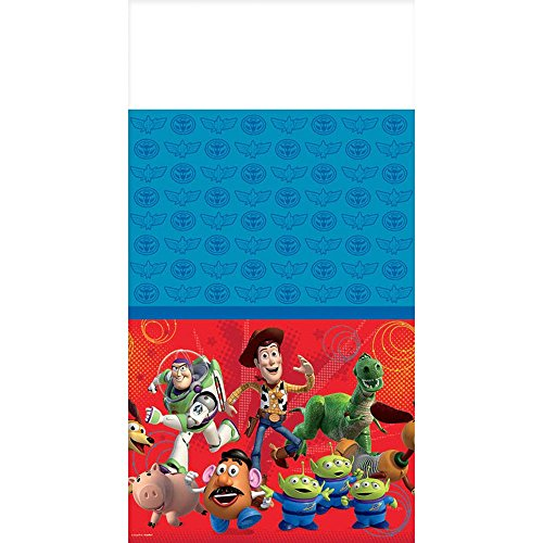 Amscan Toy Story Table Cover (Each) - Party -