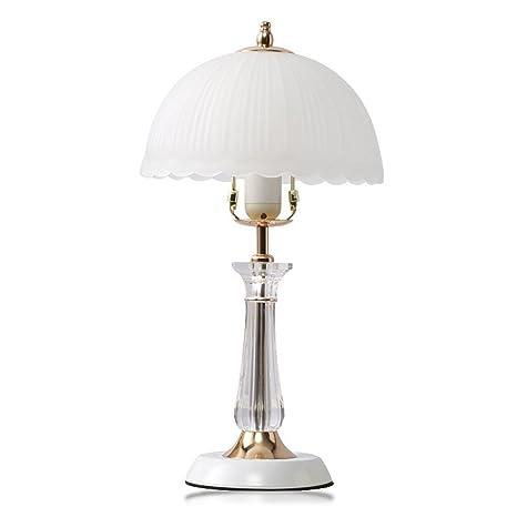 DIDIDD Lámpara de mesilla de noche, lámpara de mesa de ...
