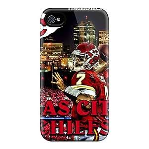 Iphone 5C PKL25C50nVnY Provide Private Custom Colorful Kansas City Chiefs Series Perfect Hard Phone Cases -JamieBratt