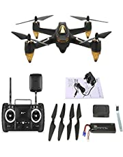 Hubsan H501s x4 Pro FPV Cuadricoptero 10 Plus Canales sin Cabeza GPS RTF Dron con cámara de 3M píxeles