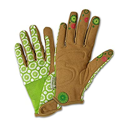 DIRTY WORK DW86205 Hi-Dex Synthetic Leather Gloves,