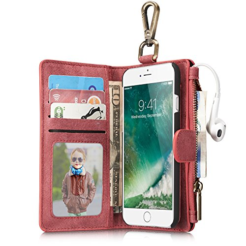 Leather wallet phone case iPhone