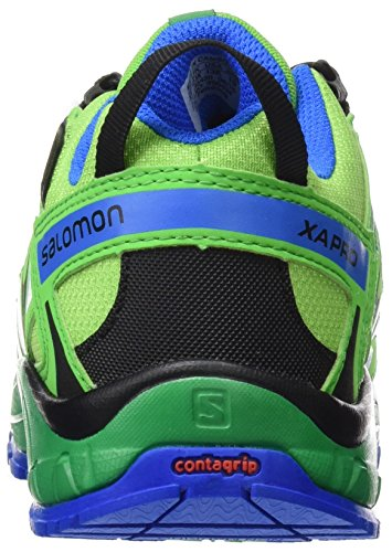 Outdoor J Athletic 3D CSWP Green Multisport Kids' Tonic Salomon Shoes Unisex Green Pro Xa X Union Green O4qF10Yw