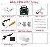 X5SW / X5SW-1 WiFi Drone with FPV Camera Headless Quadcopter 6-Axis Real Time