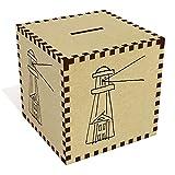 Azeeda Large 'Lighthouse' Money Box / Piggy Bank (MB00063344)