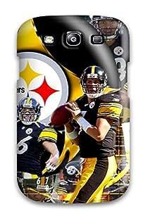 Galaxy S3 Case Bumper Tpu Skin Cover For Pittsburgteelers Accessories
