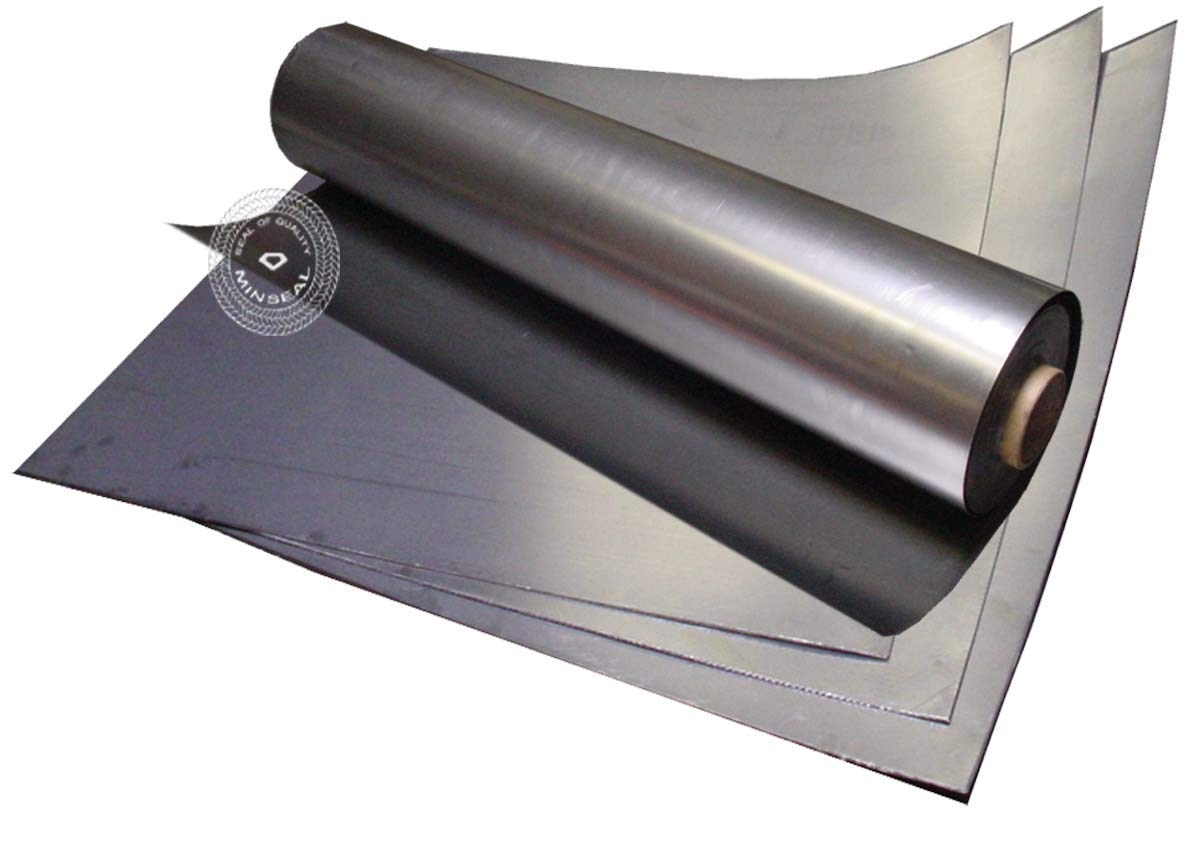 US Stock 5pcs 0.4mm x 200mm x 250mm 99.5/% Graphite Flexible Foil Gasket Sheet
