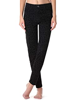 f37d6081f843f Calzedonia Femme Leggings push-up à motif animal  Amazon.fr ...