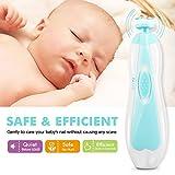 Zooawa Baby Nail File, Safe Electric Nail File