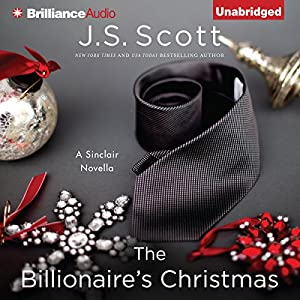 The Billionaire's Christmas Audiobook