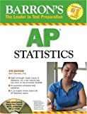 img - for Barron's AP Statistics with CD-ROM book / textbook / text book