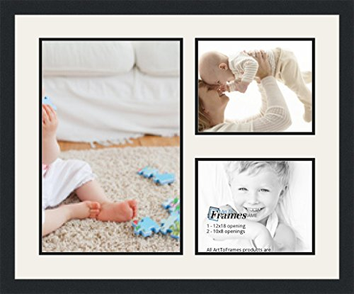 Frames Double Multimat 1651 61 89 FRBW26079 Collage Double product image