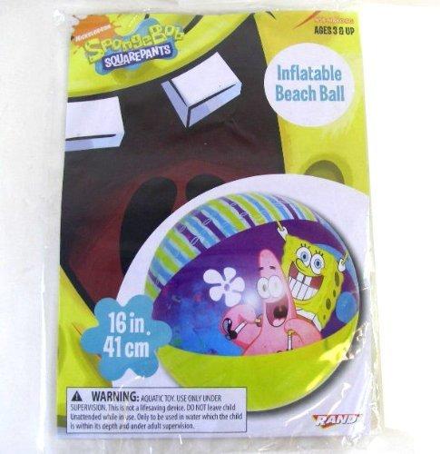 Spongebob Squarepants Inflatable Beach Ball - 20