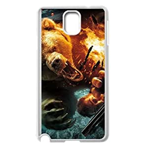 cabelas dangerous hunts 2011wide Samsung Galaxy Note 3 Cell Phone Case White 53Go-340911
