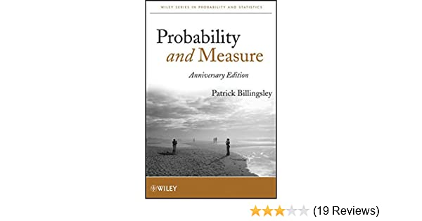 Amazon probability and measure 9781118122372 patrick amazon probability and measure 9781118122372 patrick billingsley books fandeluxe Gallery
