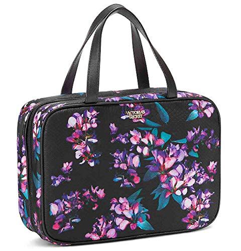 Victoria's Secret Jetsetter Travel Case, Midnight Blooms