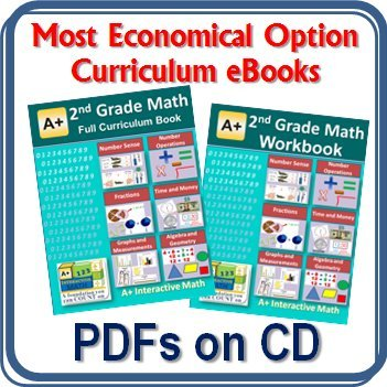 Amazon.com: 2nd, Second Grade Math Curriculum Bundle - Lessons ...