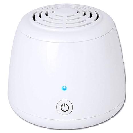 RUIXFAP Tranquilo Mini Purificador De Aire Fácil De Usar Nevera ...