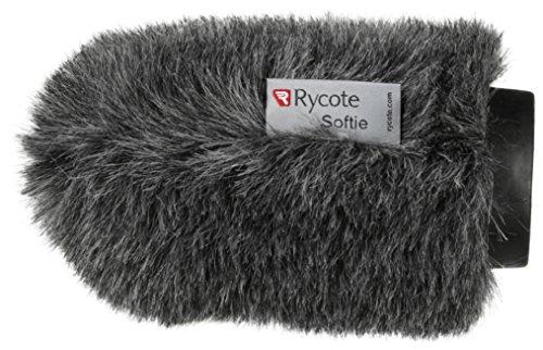 Rycote 033032 Classic Softie 12cm for Audio-Technica AT875R, Sennheiser MKH8060 and Schoeps CMIT 5U