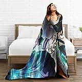 Luxury Fleece Bed Blankets, HeroAca Bnha Izuku