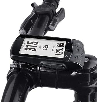 FYLY-Computadora De La Bici, Navegacion GPS Conexión Bluetooth ...