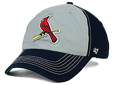 St Louis Cardinals new MLB McGraw Clean Up Adjustable Fit Hat One Size OSFA $28