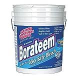BorateemR Color Safe Bleach, Powder, 17.5 lb. Pail by Borateem