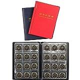 Bazaar 120 Coins Holder Book Collection Storage Collecting Money Penny Pockets Album Book