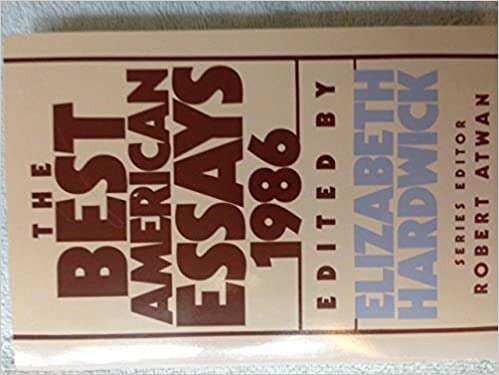 Best american essays 2007 read online