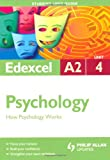 Edexcel A2 Psychology Unit 4, Christine Brain, 0340949236