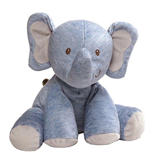Gund Baby Playful Pals Baby Stuffed Animal, (Baby Gund Elephant)