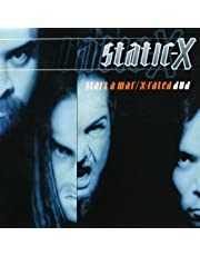 Start a War/X-Rated DVD
