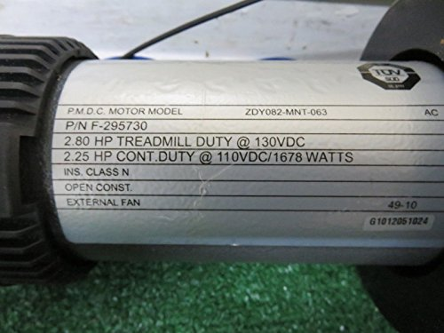 ProForm Reebok Schwinn Gold's Gym Epic Nordictrack 2.80 DC Drive Motor Part 295730 or 285375 or 286075 by ICON (Image #1)
